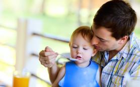 Ученые: отцы также виноваты в развитии ожирения у ребенка