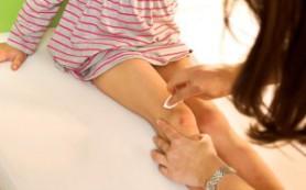 Скорая помощь малышу: рана и ушиб
