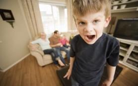 Плохое поведение детей обусловлено недостаточным сном