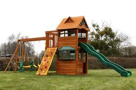 Выбор детской площадки для ребёнка