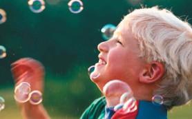 Счастливое детство гарантирует успех в будущем