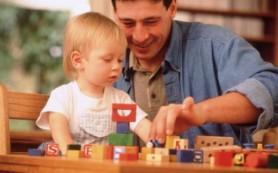 Занятия с детьми снимают психологическую напряженность у матерей