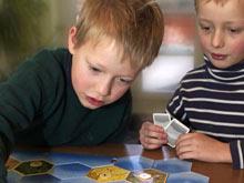 Конкуренция непонятна маленьким детям, выяснили исследователи