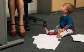 Карьера не должна мешать появлению детей