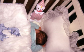 Совместный сон может привести к смерти ребенка