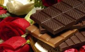 Шоколад уменьшает риск осложнения при беременности