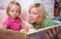 Родители перестали читать детям сказки