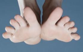 Как ухаживать за ступнями