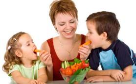 Питание по графику снижает интеллект ребенка