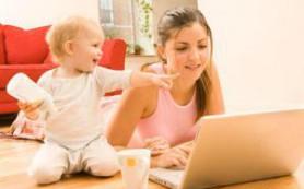 Компьютер — причина взрослых болезней у детей