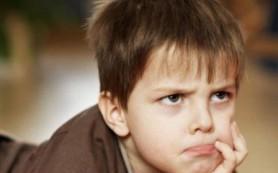 Трудный ребенок получает характер от матери, показали исследования