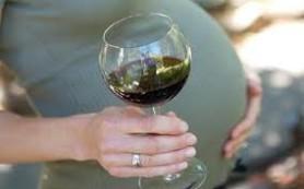До пятидесяти процентов женщин во время беременности употребляют алкоголь