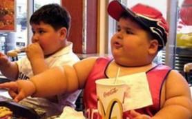 Найдено генетическое объяснение детского ожирения