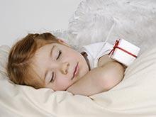 Здоровый ночной сон жизненно важен для развития детского мозга