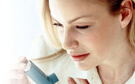 Астма – фактор риска для зачатия