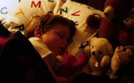 Сколько нужно спать в детстве