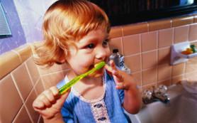 Как ухаживать за зубками вашего ребенка