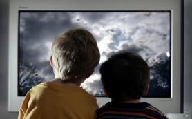 Детям вредно смотреть телевизор и играть в видеоигры