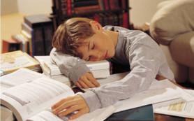 Чем больше ребенок спит, тем меньше он ест