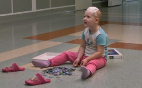 В Новосибирске успешно прооперировали девочку с гамартомой гипоталамуса
