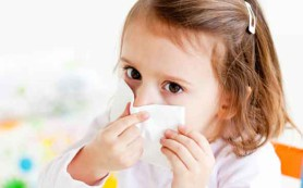 Если у ребенка заложен нос: Советы врача
