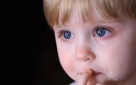 У детей вместо крови можно брать на анализ слезы