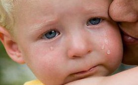 Если у малыша конъюнктивит