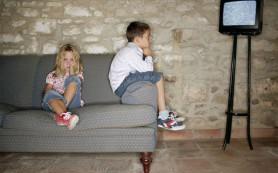 Длительный просмотр телевизора изменяет структуру мозга