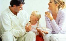 Как подавать пример ребенку