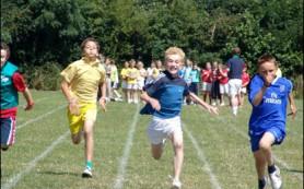 Занятия спортом в школе позволяют сохранять активность и в пожилом возрасте