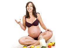 Жирные продукты однозначно вредны для беременных, показал эксперимент