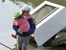 Психологи предупреждают: японские дети имеют искалеченную психику из-за цунами