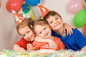 День рождения крохи. От года до трех лет