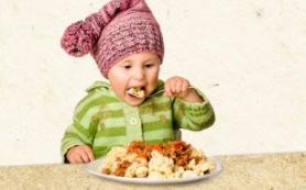 Специи и соль в рационе ребенка