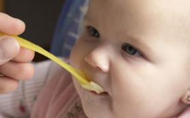 Главное правило кормления ребенка