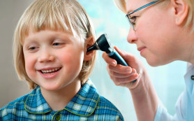 ЛОР-заболевания у детей