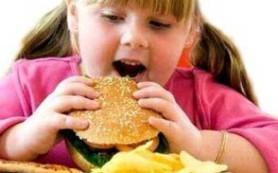 Быстрая пища: причина детского ожирения
