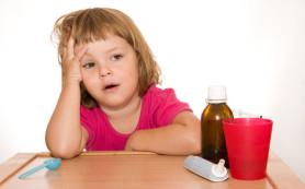 Отхаркивающие средства для детей, обзор лекарственных препаратов