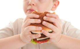 Неспособность насытиться связана с ожирением у детей