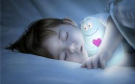 Ваш ребенок боится темноты?