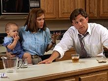 Прохладные отношения в семье не дают детскому мозгу развиваться нормально