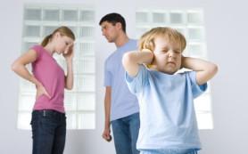 Почему нельзя ссориться при детях