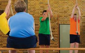 Половиной родителей ожирение ребенка, воспринимается как «детская полнота»