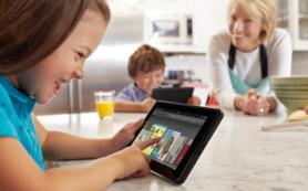 Медики не уверены в безопасности планшетов для детей