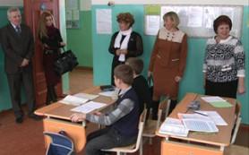 Представители ОНФ проверили, как идет оптимизация школ в Починковском районе