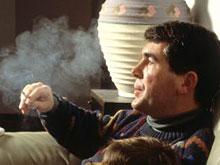 Пассивное курение грозит осложнениями во время беременности