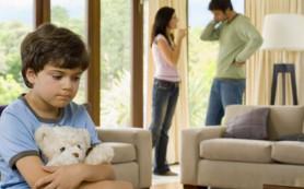 Ссоры негативно отражаются на иммунитете детей