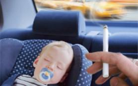Пассивное курение повреждает кровеносные сосуды у детей