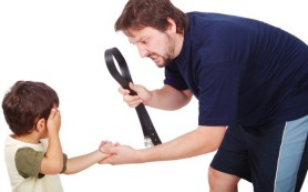 Нужно ли физически наказывать детей