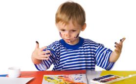 Как выбрать краски для ребенка?